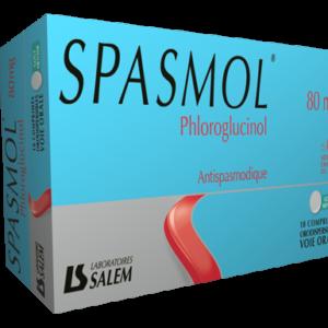 spasmol, spasmol 80 mg, spasmol laboratoires salem, médicament des laboratoires salem, les douleurs, antidouleurs, antalgiques