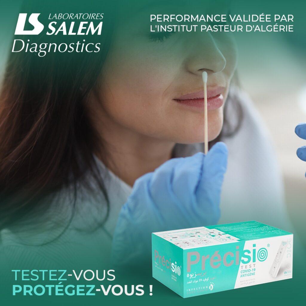 salem diagnostics,precisio, précisio, precisio labosalem, precisio salme diagnostics